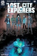 The Lost City Explorers (Comic-book) #2