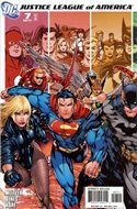Justice League of America Vol. 2 (2006-2011) (saddle-stitched) #7