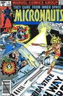 The Micronauts Vol.1 (1979-1984) (Comic Book 32 pp) #6