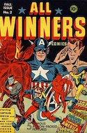 All Winners Comics (1941-1946) (Comic Book) #2
