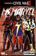 Ms. Marvel (2016-2017) (Grapa) #7