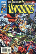 Los Vengadores vol. 3 (1998-2005) (Grapa. 17x26. 24 páginas. Color. (1998-2005).) #7