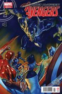 All-New All-Different Avengers (2016-2017) (Grapa) #2