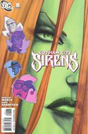 Gotham City Sirens (2009-2011) (saddle-stitched) #8