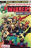 The Invaders (Comic Book. 1975 - 1979) #2