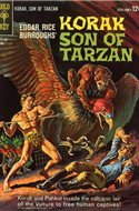 Korak Son of Tarzan / The Tarzan Family (Comic-book. 32 pp) #3