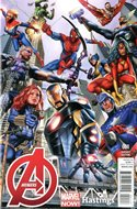 Avengers Vol. 5 (2013-2015 Variant Covers) (Comic Book) #1.7