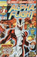 Alpha Flight Vol. 2 (1997-1999) (Comic Book) #1