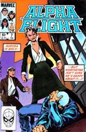Alpha Flight vol. 1 (1983-1994) (Comic Book) #7