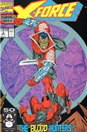 X-Force Vol. 1 (1991-2002) (Comic Book) #2