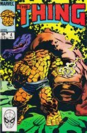 The Thing (1983-1986) (Comic Book) #4
