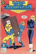 Liga de la Justicia / Liga de la Justicia internacional / Liga de la Justicia de America (1988-1992) (Grapa) #8