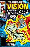 The Vision and The Scarlet Witch Vol. 2 (1985-1986) (Comic-book) #7