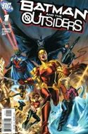 Batman and the Outsiders Vol. 2 / The Outsiders Vol. 4 (2007-2011) (Comic Book) #1