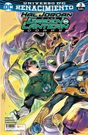 Green Lantern. Nuevo Universo DC / Hal Jordan y los Green Lantern Corps. Renacimiento (Grapa, 48 págs.) #58/3