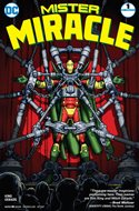 Mister Miracle (Vol. 4, 2017- 2018) (Comic Book) #1