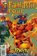 Fantastic Four Vol. 3 (1998-2012) (Comic Book) #8