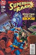 Superboy and The Ravers (Saddle-Stitched) #9
