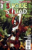 Suicide Squad Vol. 4. New 52 (2011-2014) Comic-Book #1