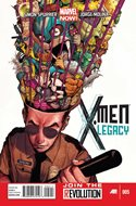 X-Men: Legacy Vol. 2 (2013-2014) (Comic-Book) #5