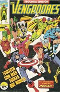 Los Vengadores vol. 1 2ª edición (1991-1994) (Grapa. 32 páginas.) #1