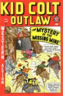 Kid Colt Outlaw Vol 1 (Comic-book.) #5