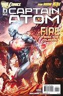 Captain Atom The New 52! (2011-2012) (Grapa) #4