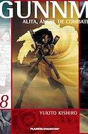 Gunnm. Alita, ángel de combate (192 pág. B/N) #8