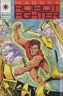 Magnus: Robot Fighter (Cómic book) #8