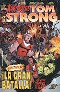Aventuras de Tom Strong (2003-2004) (Grapa 24-32 pp) #7