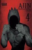 Ajin: Semihumano (Rústica con sobrecubierta) #4