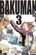 Bakuman (Rústica con sobrecubierta) #3