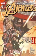 The Uncanny Avengers Vol. 2 (Revista) #8