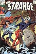 Doctor Strange Vol. 1 (1968-1969) (Comic Book) #176