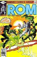 Rom SpaceKnight (1979-1986) #3