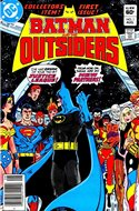 Batman and the Outsiders (1983-1987) (Comic Book) #1