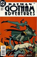 Batman Gotham Adventures (saddle-stitched) #4