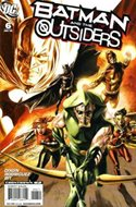 Batman and the Outsiders Vol. 2 / The Outsiders Vol. 4 (2007-2011) (Comic Book) #6
