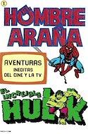 Aventuras Inéditas del Cine y la TV (Grapa 52 pp) #1