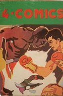 4 - Comics (Rústica) #4