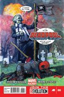 Deadpool Vol 3 (Comic-Book) #6