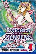 Knights of the Zodiac - Saint Seiya (Softcover) #4