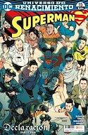 Superman. Nuevo Universo DC / Renacimiento (Grapa) #70/15