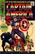 Captain America Vol. 1 (1968-1996) #100