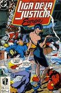 Liga de la Justicia Europa (1989-1992) #4