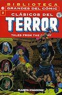 Clásicos del Terror. Biblioteca Grandes del Cómic (Rústica 160-176 páginas) #3