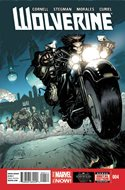 Wolverine (2014) (Comic Book) #4