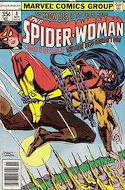 Spider-Woman (Vol. 1 1978-1983) (Comic Book) #8