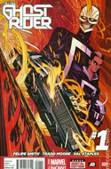 All New Ghost Rider (2014-) (Comic book) #1