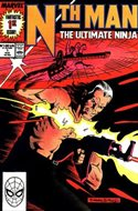 Nth Man (Comic-book) #1